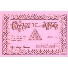 Celtic Art Mini Book 1: Knotwork Borders