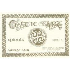 Celtic Art Mini Book 3: Spirals