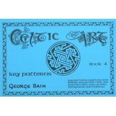 Celtic Art Mini Book 4: Key Patterns