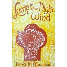 Lamp in the Night Wind