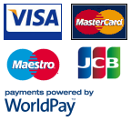 WorldPay - Cards Accepted